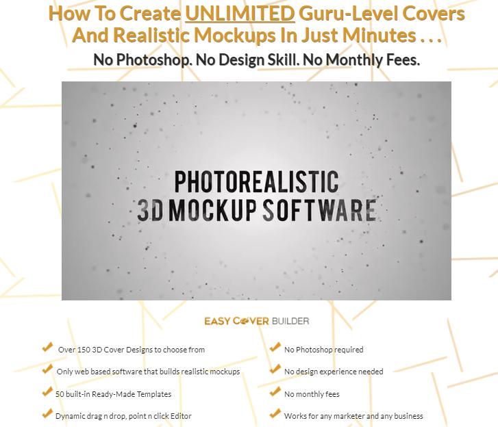 Best Book Cover Design Software : Easy cover builder by edmund loh best d design