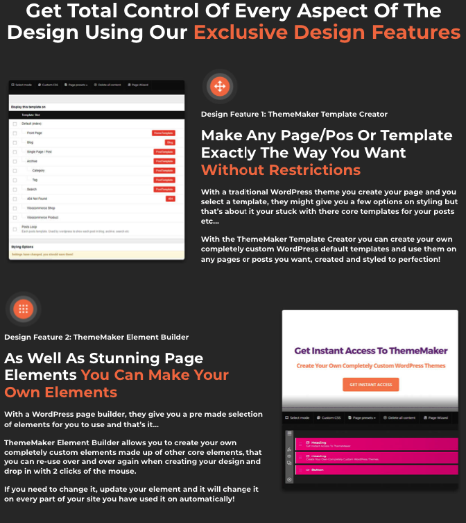 ThemeMaker Theme Creator Software By Michael Formby - Best Wordpress ...